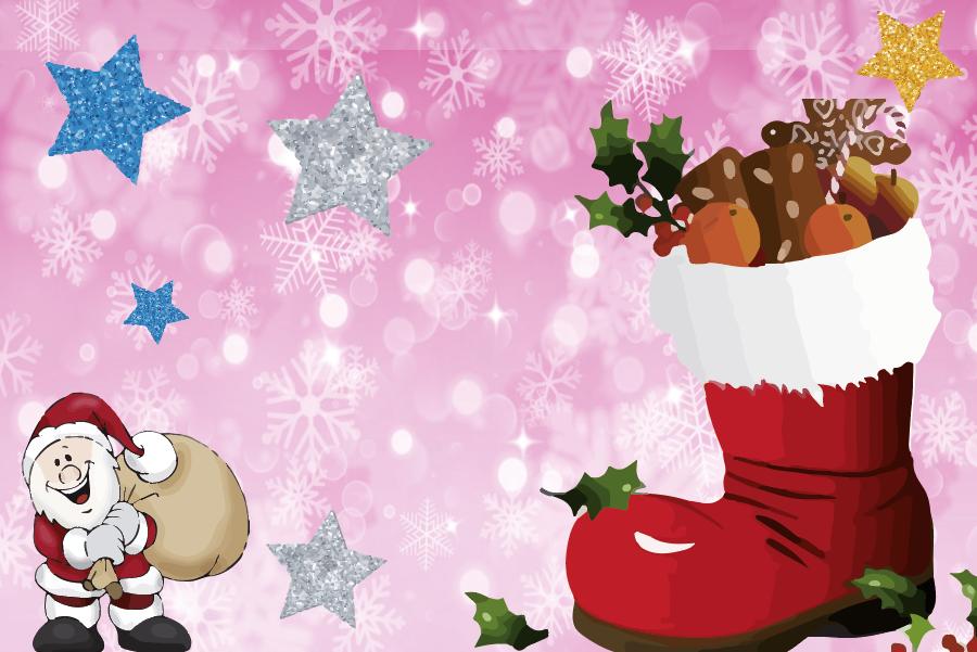 Kinder Disco mit dem Nikolaus
