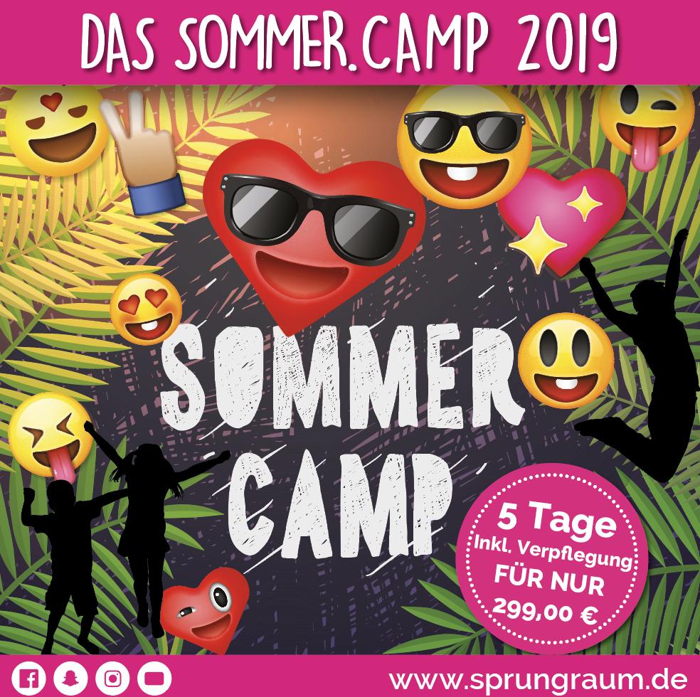 SOMMER.CAMP 2019