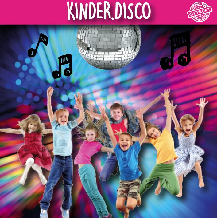 Kinder Disco am 13. November